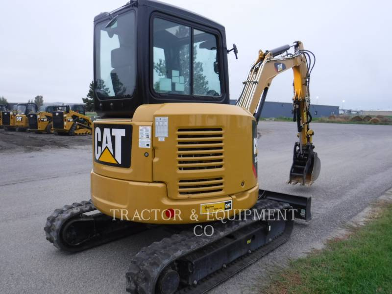CATERPILLAR PELLES SUR CHAINES 303.5E2CRB equipment  photo 1
