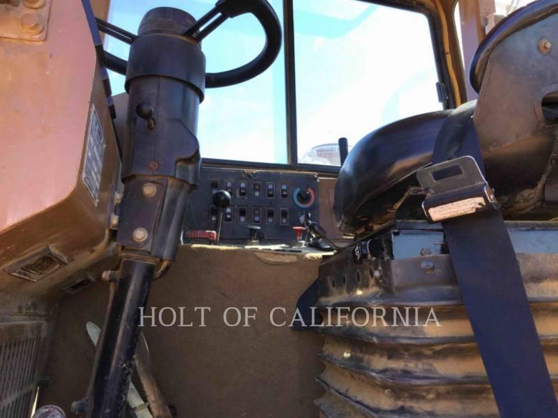 CATERPILLAR MOTOESCREPAS 615CII equipment  photo 10