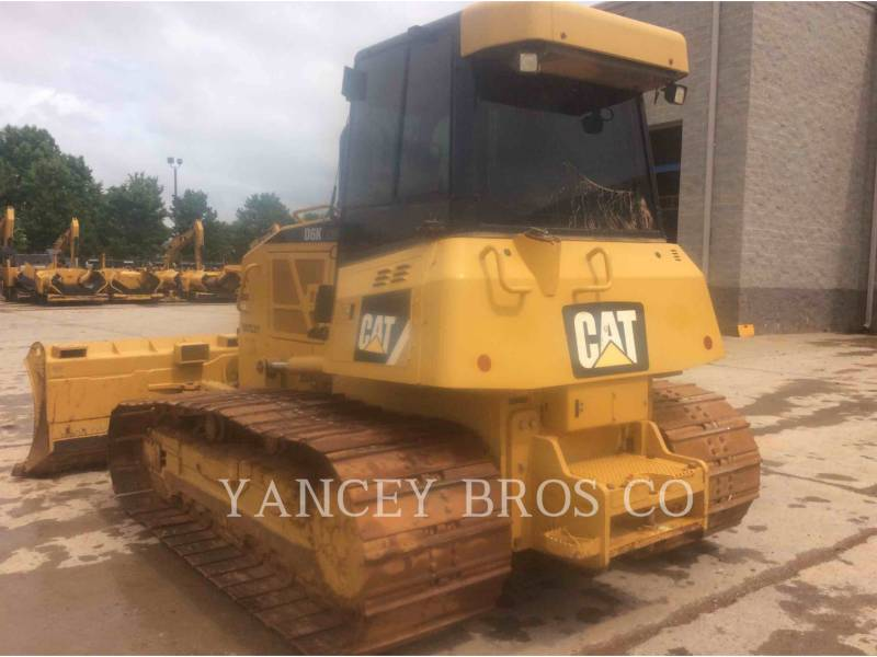 CATERPILLAR TRACK TYPE TRACTORS D6K LGP equipment  photo 4