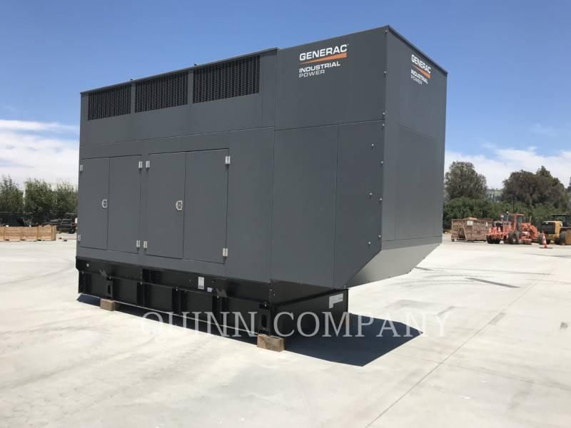 GENERAC STATIONARY GENERATOR SETS 500KW equipment  photo 1