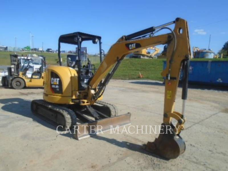 CATERPILLAR PELLES SUR CHAINES 303.5E2 CY equipment  photo 1