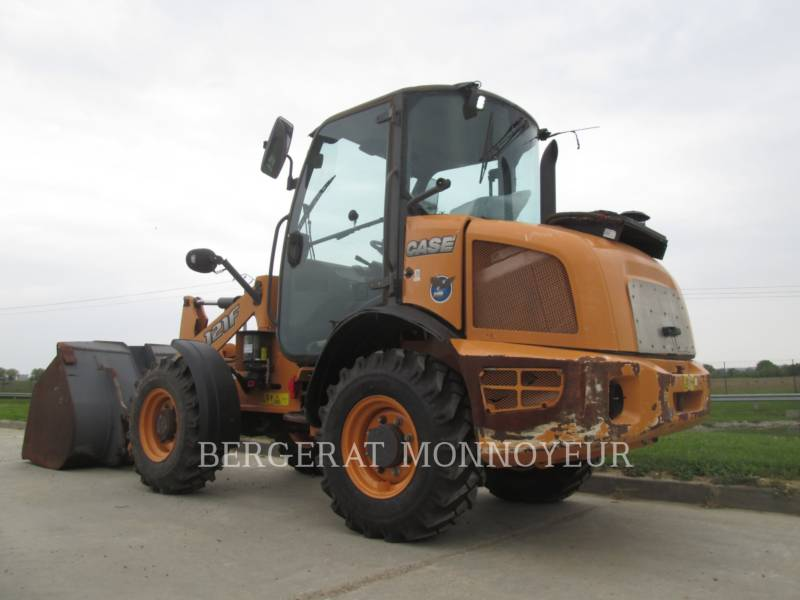 CASE WHEEL LOADERS/INTEGRATED TOOLCARRIERS 121F equipment  photo 3