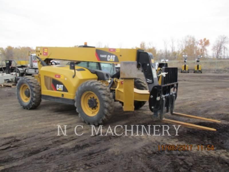 CATERPILLAR TELEHANDLER TL642C equipment  photo 4