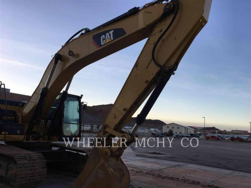 CATERPILLAR KETTEN-HYDRAULIKBAGGER 336E L DC4 equipment  photo 2