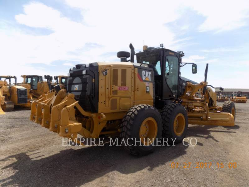 CATERPILLAR MOTORGRADER 12M3 AWD equipment  photo 2
