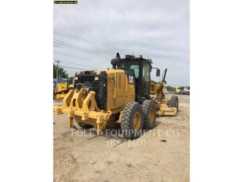 CATERPILLAR NIVELEUSES 12M2AWDT equipment  photo 4