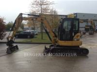 Equipment photo CATERPILLAR 305.5E CR PELLES SUR CHAINES 1