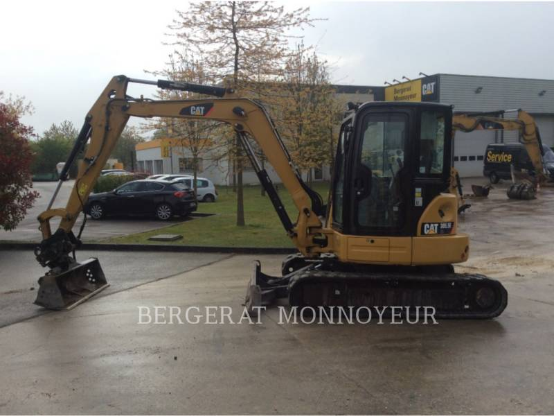CATERPILLAR TRACK EXCAVATORS 305.5ECR equipment  photo 1