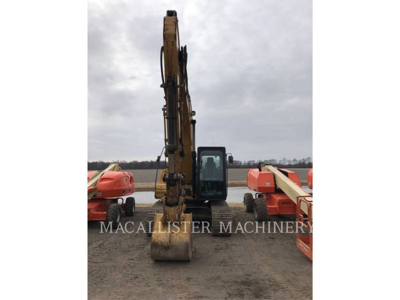 CATERPILLAR KETTEN-HYDRAULIKBAGGER 315DL equipment  photo 4