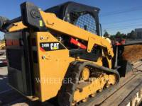 Equipment photo CATERPILLAR 249D C1-H1 CHARGEURS TOUT TERRAIN 1