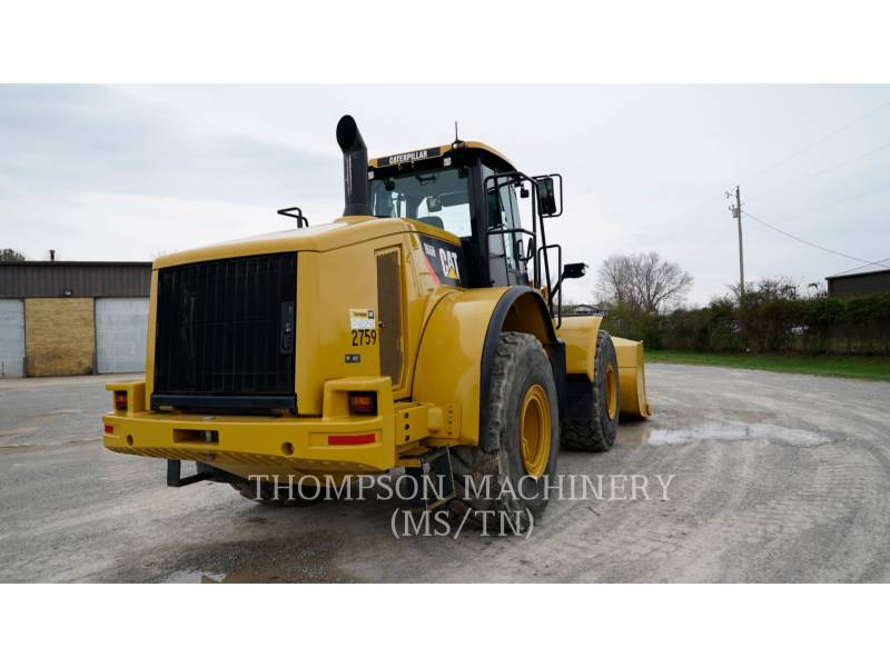 CATERPILLAR WHEEL LOADERS/INTEGRATED TOOLCARRIERS 966H equipment  photo 6