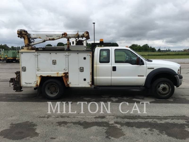 FORD ON HIGHWAY TRUCKS F550 equipment  photo 4