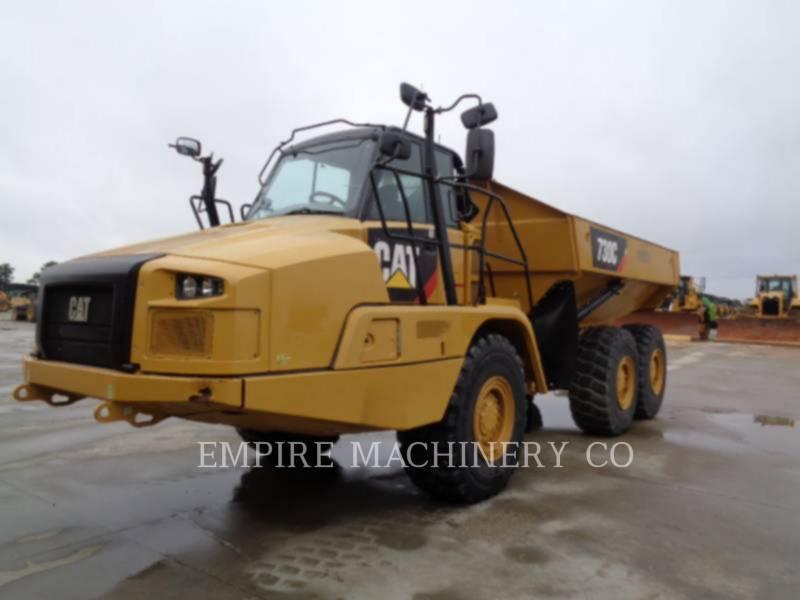 CATERPILLAR ダンプ・トラック 730C equipment  photo 1