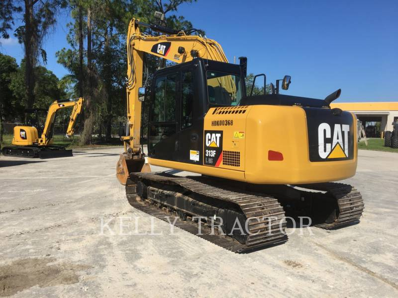 CATERPILLAR KETTEN-HYDRAULIKBAGGER 313FLGC equipment  photo 6