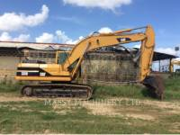 Equipment photo CATERPILLAR 320B SHOVEL / GRAAFMACHINE MIJNBOUW 1