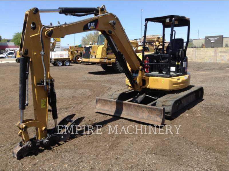 CATERPILLAR トラック油圧ショベル 305.5E2CR equipment  photo 4