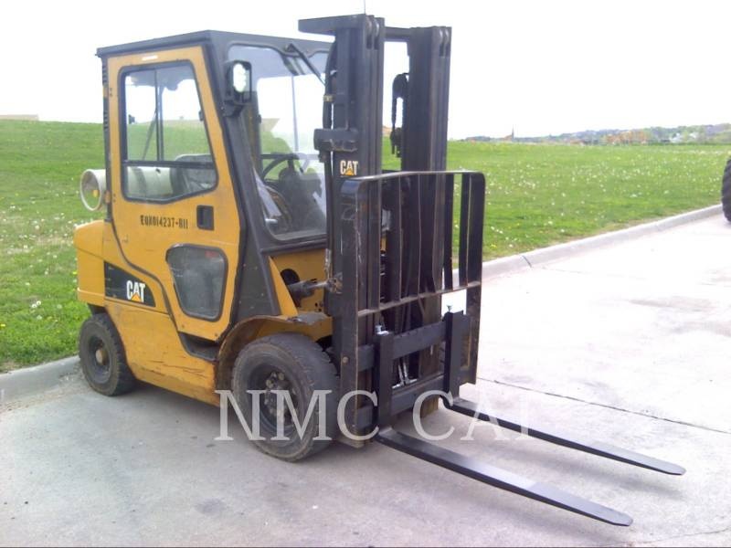 CATERPILLAR LIFT TRUCKS MONTACARGAS 2P5000_MC equipment  photo 4