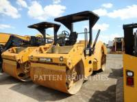Equipment photo CATERPILLAR CB54 COMPACTEURS TANDEMS VIBRANTS 1