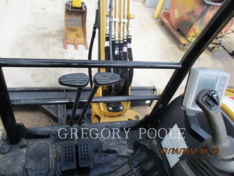 CATERPILLAR TRACK EXCAVATORS 303.5E CR equipment  photo 17