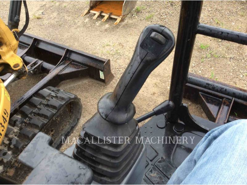 CATERPILLAR PELLES SUR CHAINES 303ECR equipment  photo 16