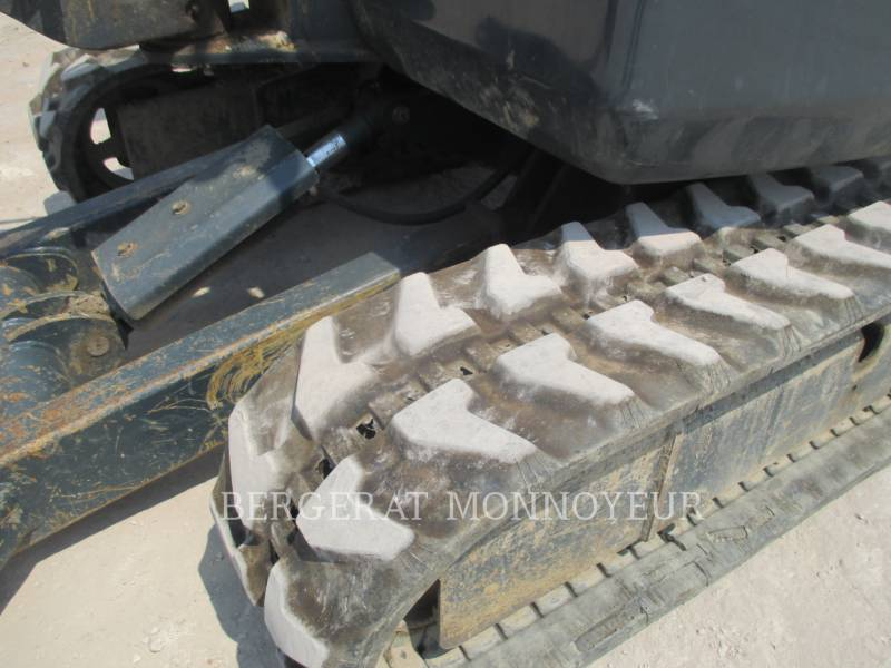 HYUNDAI TRACK EXCAVATORS R27Z.9 equipment  photo 6