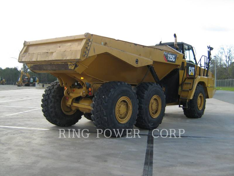 CATERPILLAR ARTICULATED TRUCKS 725CTG equipment  photo 4