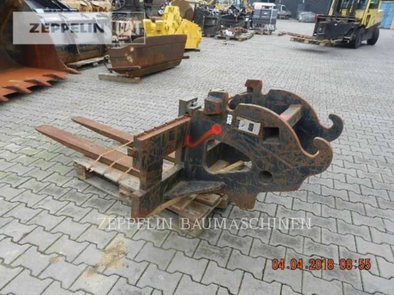 ZEPPELIN AUTRES Palettengabel CW20/4 equipment  photo 4