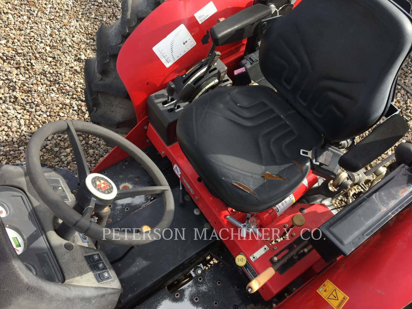 Detail photo of 2013 Massey Ferguson MF2680L from Construction Equipment Guide