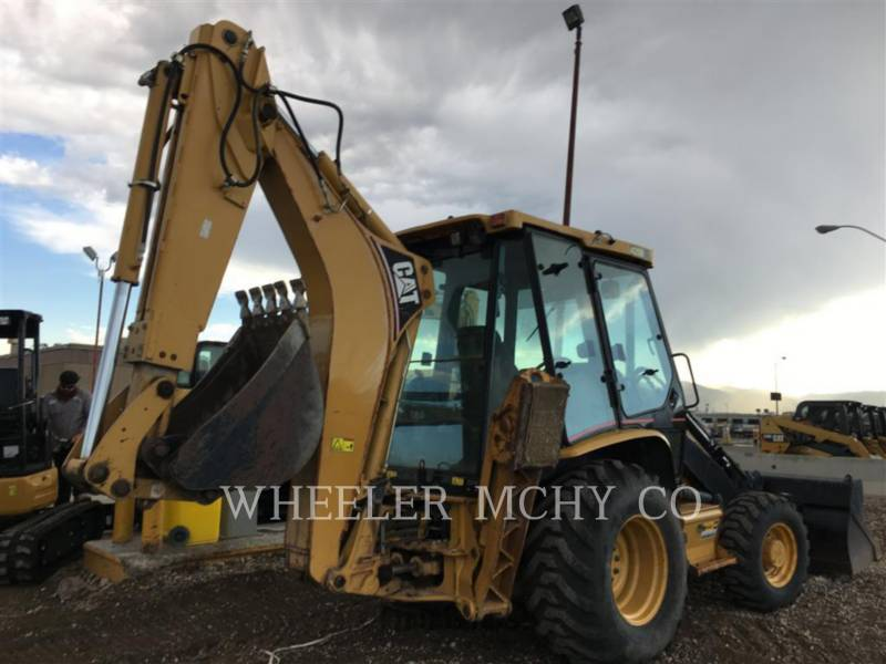 CATERPILLAR BACKHOE LOADERS 420D IT E equipment  photo 5