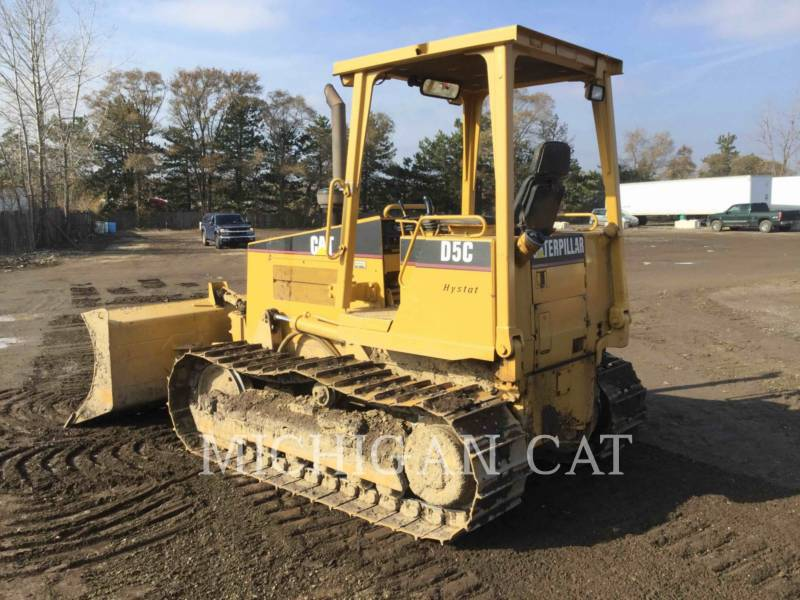 CATERPILLAR TRACK TYPE TRACTORS D5CIII equipment  photo 3