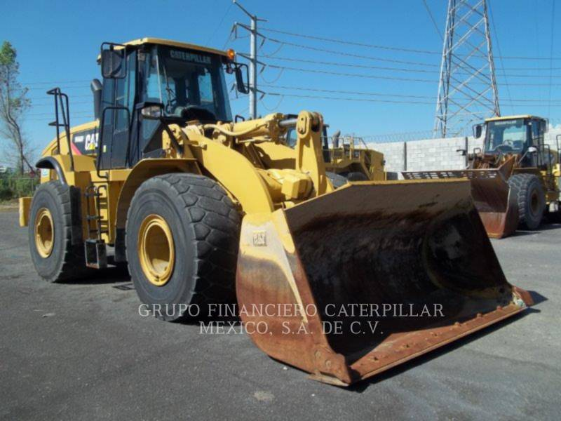 CATERPILLAR PÁ-CARREGADEIRAS DE RODAS/ PORTA-FERRAMENTAS INTEGRADO 966 H equipment  photo 3