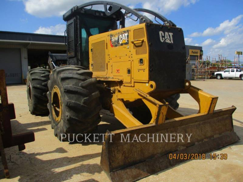 CATERPILLAR FORSTWIRTSCHAFT - HOLZRÜCKER 525D equipment  photo 3