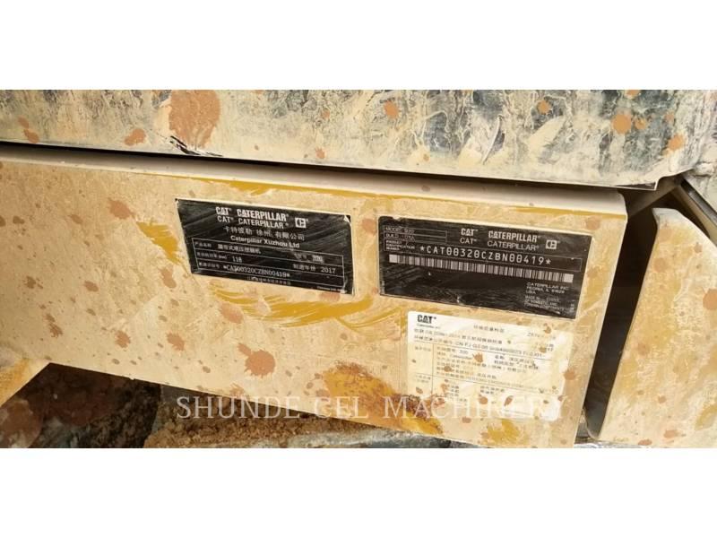 CATERPILLAR トラック油圧ショベル 320-07 equipment  photo 2