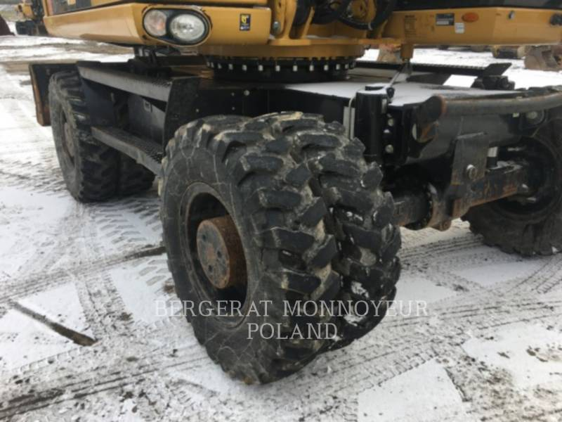 CATERPILLAR KOPARKI KOŁOWE M318D equipment  photo 13