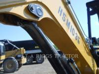 CATERPILLAR TRACK EXCAVATORS 305E equipment  photo 11