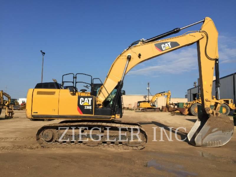 CATERPILLAR トラック油圧ショベル 336E equipment  photo 4