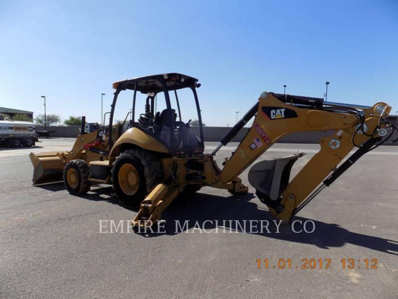 CATERPILLAR CHARGEUSES-PELLETEUSES 420F 4EOM equipment  photo 3