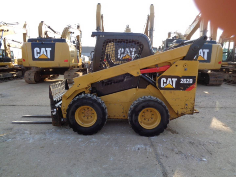 Used Cat Skid Steer For Sale In California