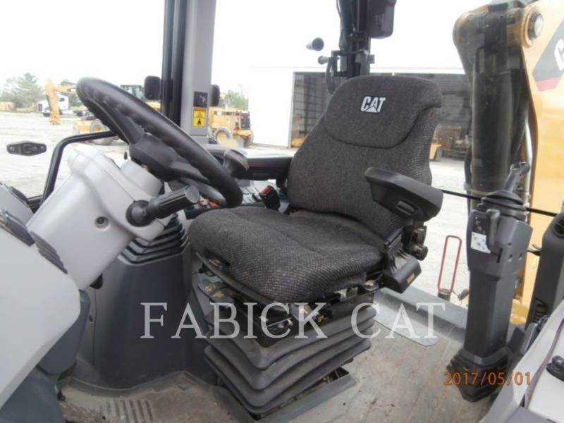 CATERPILLAR BACKHOE LOADERS 430F2 HT equipment  photo 5