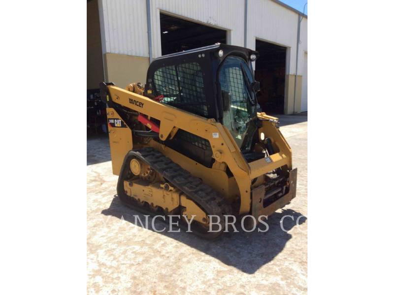 CATERPILLAR CHARGEURS COMPACTS RIGIDES 249D AC equipment  photo 4