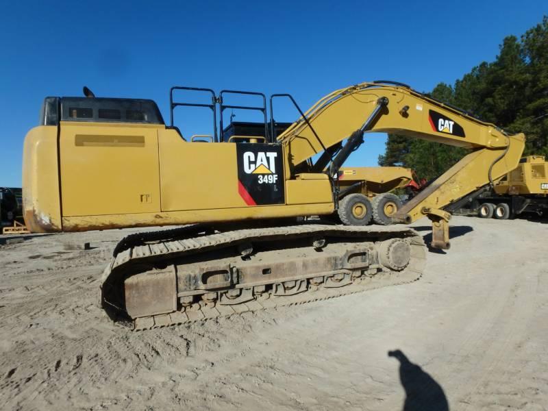 CATERPILLAR トラック油圧ショベル 349FL equipment  photo 6