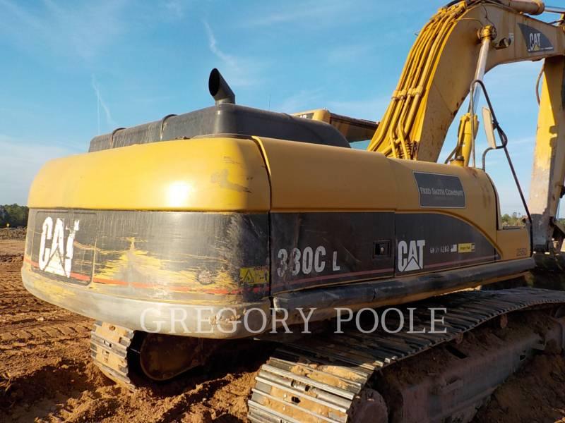 CATERPILLAR TRACK EXCAVATORS 330C L equipment  photo 11