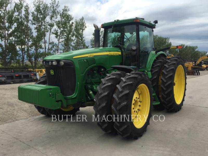 DEERE & CO. AG TRACTORS 8520 equipment  photo 3