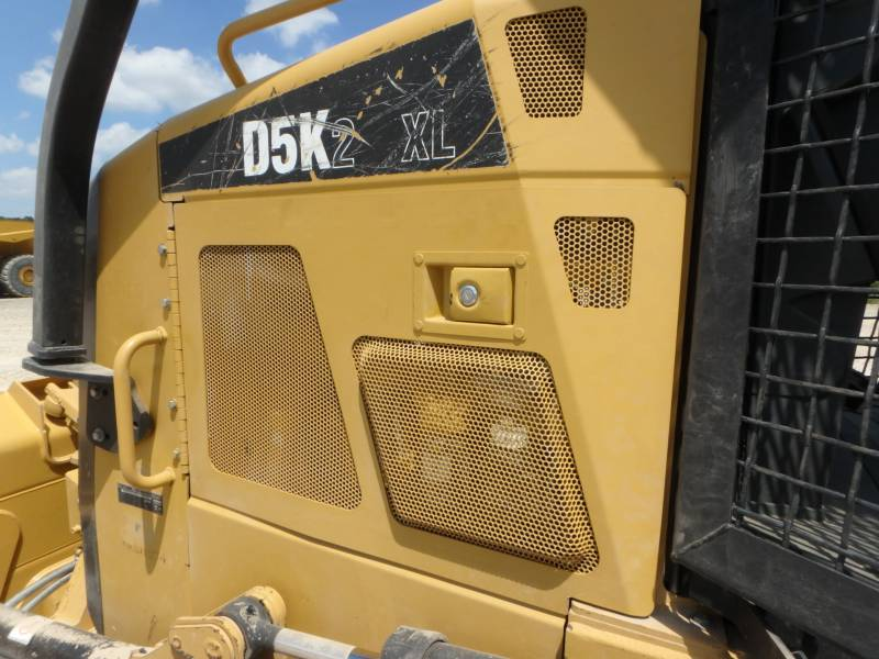CATERPILLAR CIĄGNIKI GĄSIENICOWE D5K2XL equipment  photo 24