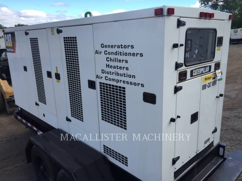 CATERPILLAR PORTABLE GENERATOR SETS XQ 300 equipment  photo 12