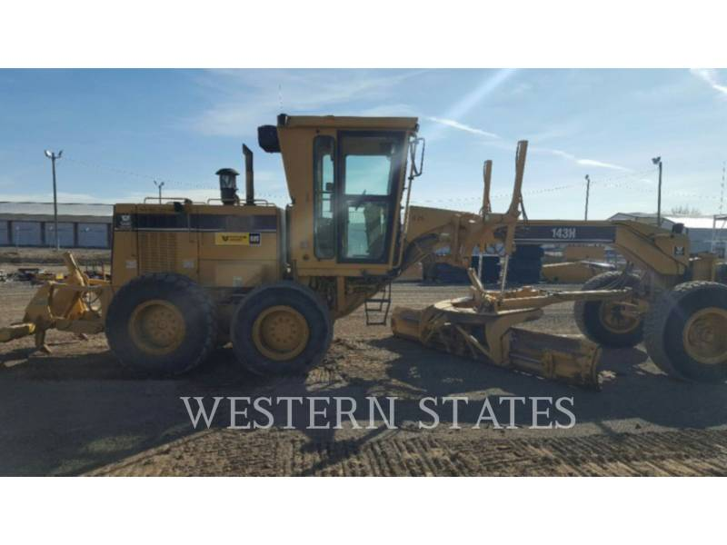 CATERPILLAR MOTOR GRADERS 143H equipment  photo 5