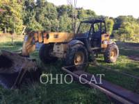 CATERPILLAR TELEHANDLER TH460B equipment  photo 6