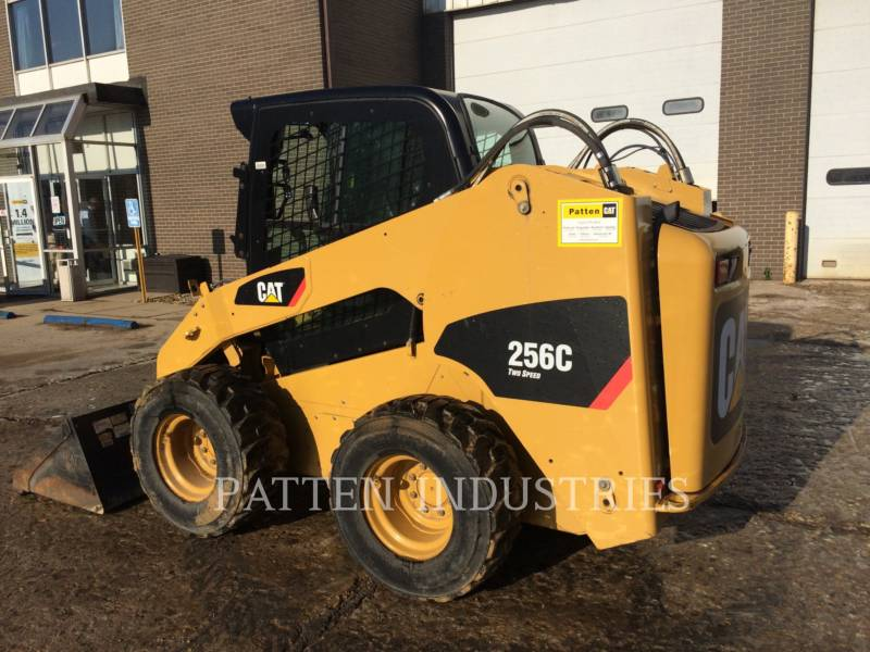 CATERPILLAR MINICARREGADEIRAS 256C 2AIRH equipment  photo 4