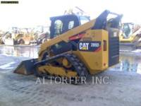 CATERPILLAR SKID STEER LOADERS 289D equipment  photo 3