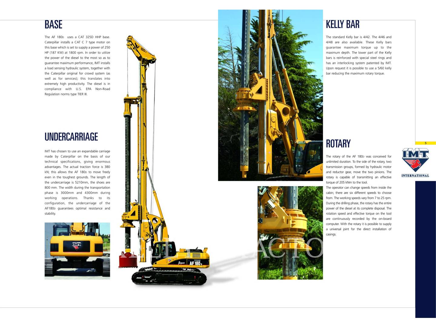 Detail photo of 2007 IMT AF180D from Construction Equipment Guide
